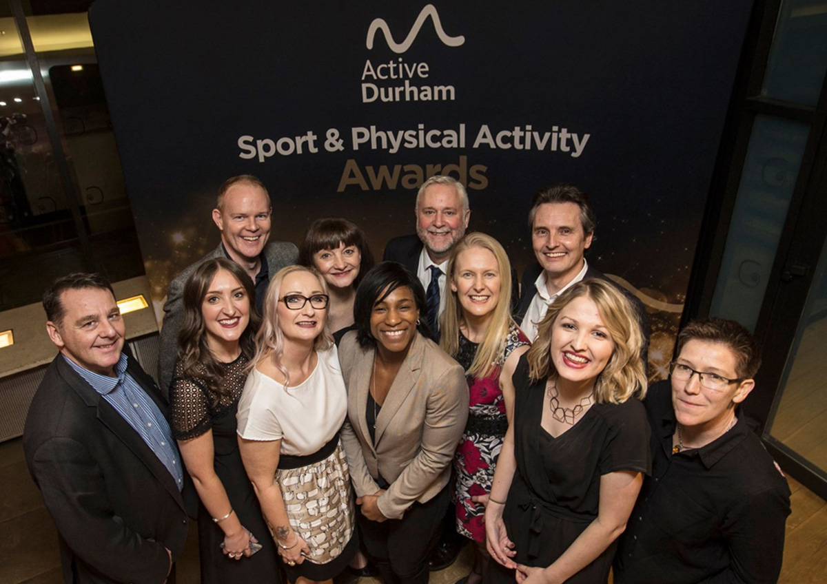 What a Team!! Success at the Sport & Physical Activity Awards