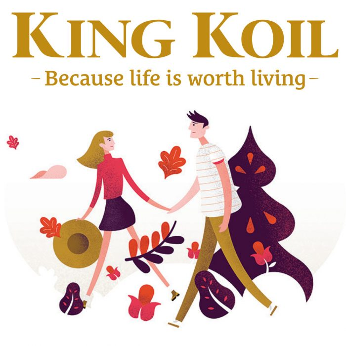 King Koil Website