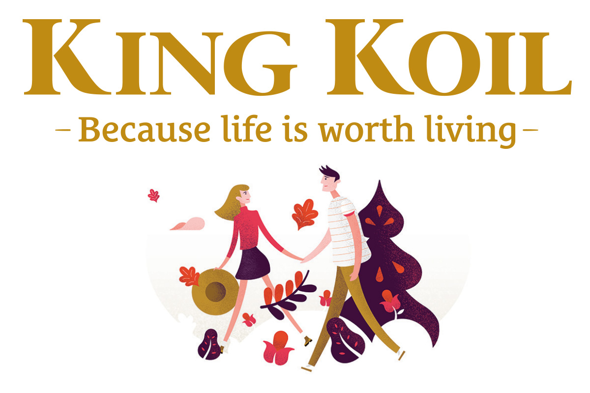 King Koil - Because life is worth living