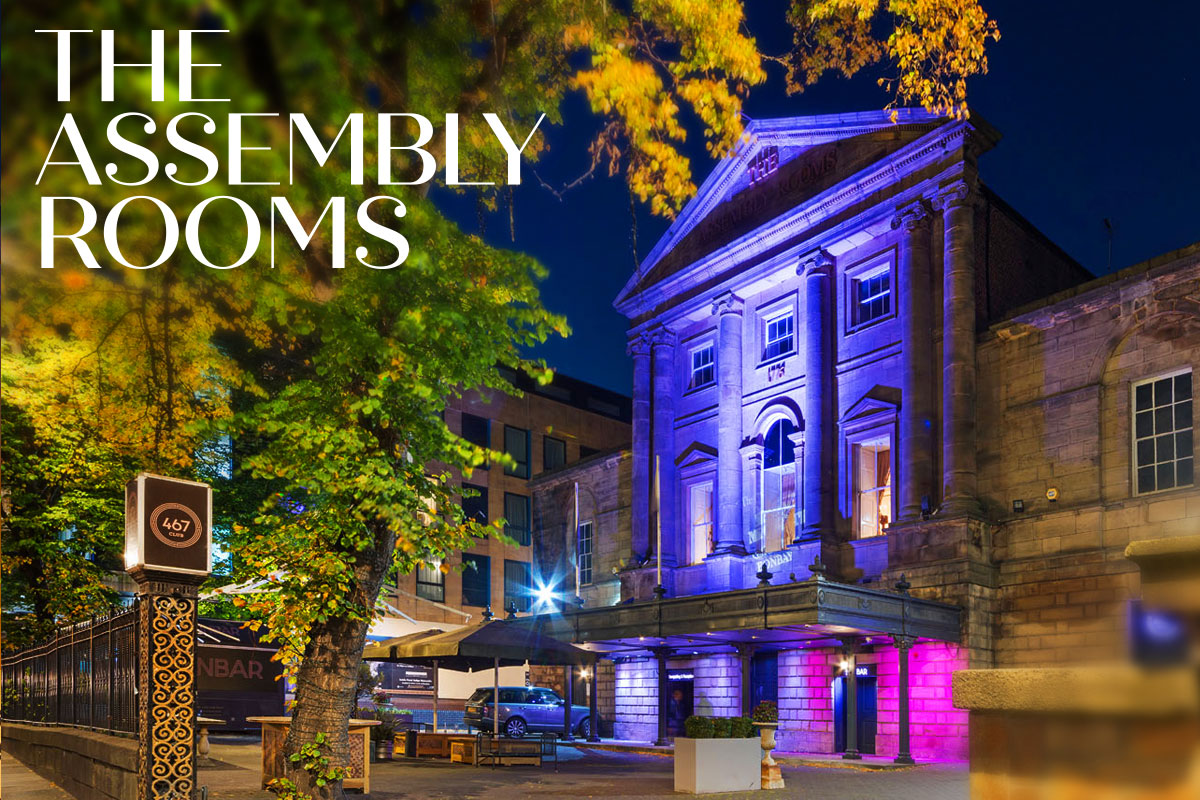 Assembly Rooms, Newcastle upon Tyne